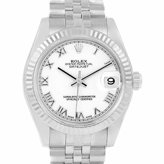 Rolex Datejust automatic-self-wind – Reloj 178274 (Certificado) de segunda mano