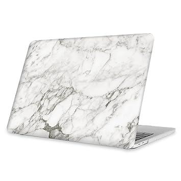 Fintie Funda para MacBook Pro 13 (2019/2018/2017/2016) - Súper Delgada Carcasa Protectora de Plástico Duro para Modelo A1989 / A1706 / A1708 con o Sin ...