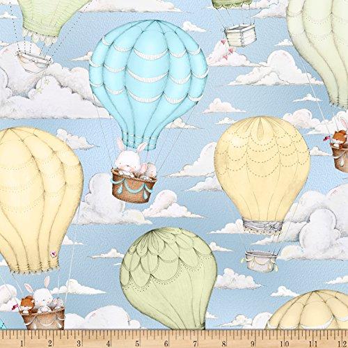hot air balloon fabric - 7