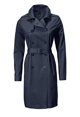 online retailer b003e 04afa Best Connections Damen-Mantel Trenchcoat Sommer-Mantel ...