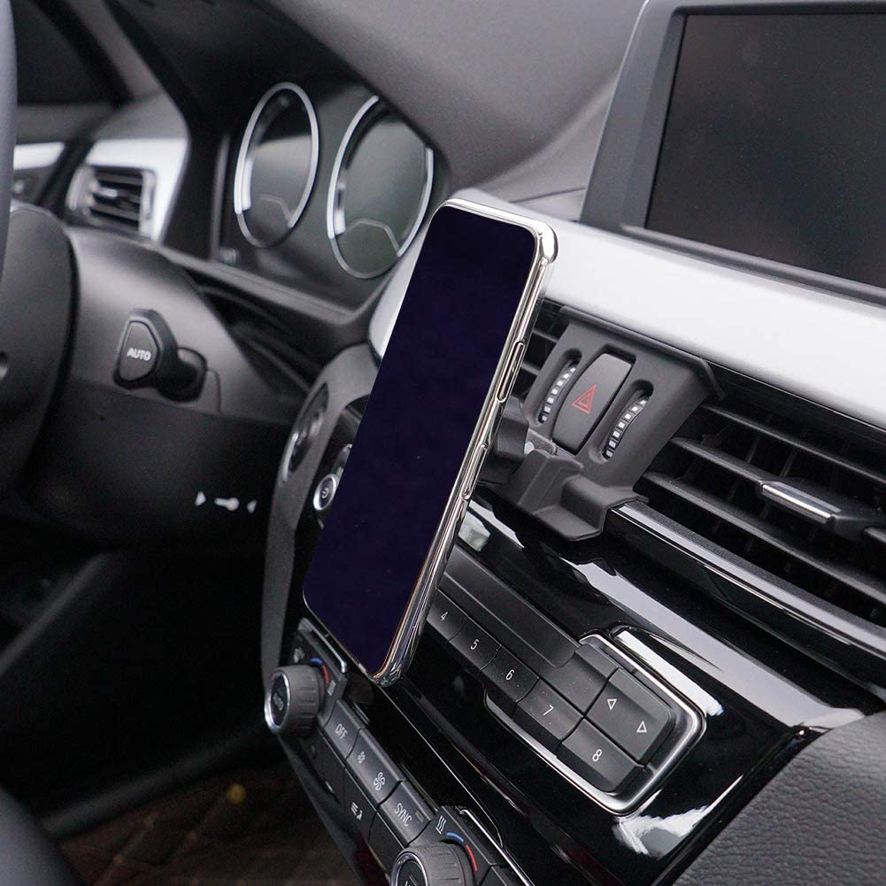 Phone Holder for BMW X1,Air Vent Cell Phone Holder,Dashboard Cell Phone Holder for BMW X1 2019 2018 2017,Car Phone Mount for iPhone 7 iPhone 6s iPhone 8,for Samsung,Smartphone for 4.7//5//5.5//6 Ins