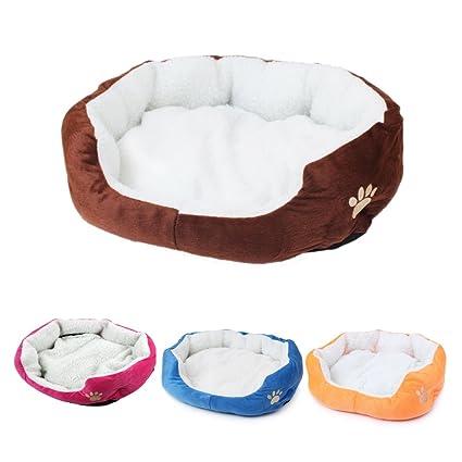 Amazon Com Cute Soft Winter Cat Bed Mini House For Cat Pet Dog