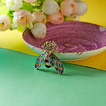BUG-LPH Simple Bird Animal Brooch Alloy Drop Oil Fashion Wild Brooch
