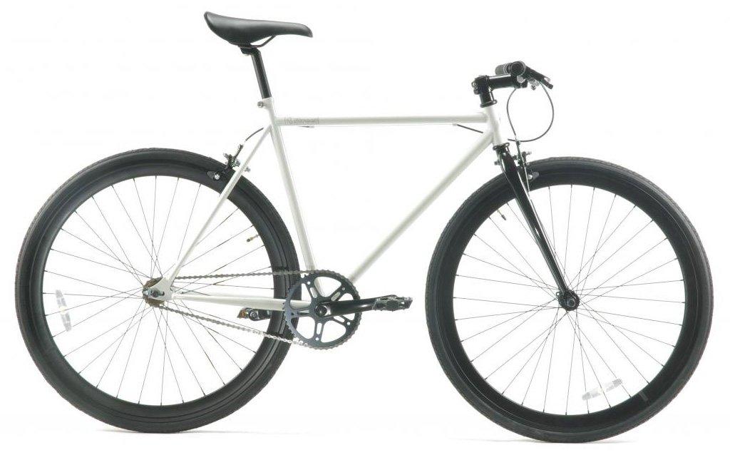【 T-Street 700 @30240 】 ティーストリート 700 ホリゾンタル PISTBIKE バイク メンズ 自転車 サイクル B07C1NR41G グロスホワイト グロスホワイト