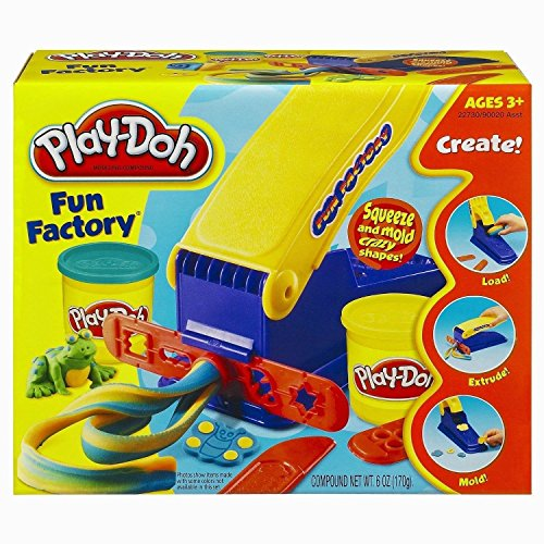 Play Doh Fun Factory Discontinued manufacturer product image