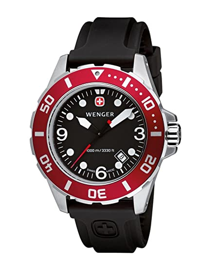 Relojes Hombre WENGER Aquagraph 1000M 72233