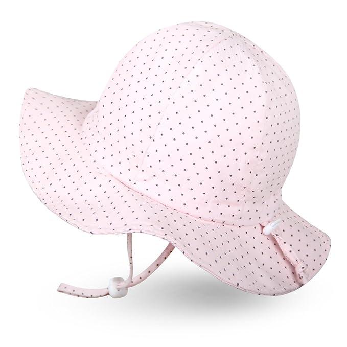 Ami/&Li tots Ni/ña Sombrero de Sol ala Ancha Ajustable Sombrero Protecci/ón Solar UPF 50 para Beb/és Ni/ñas Ni/ños Infantil Peque/ñito Unisexo