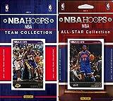 NBA Los Angeles Lakers Licensed 2014-15 Hoops Team Plus All-Star Set, Brown, One Size