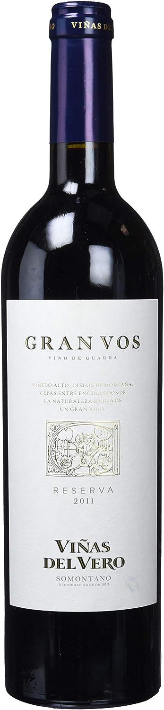 Viñas Del Vero Gran Vos Reserva Vino D.O. Somontano, 750ml ...