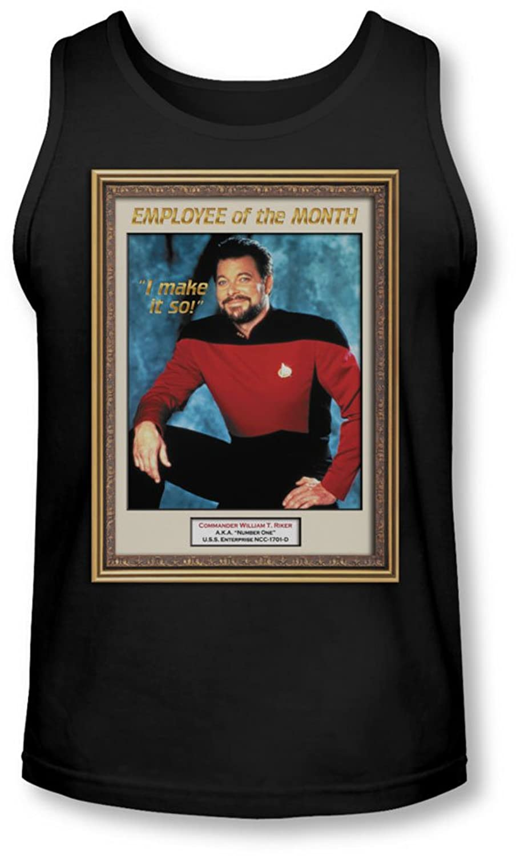 Star Trek - Mens Employee Of Month Tank-Top
