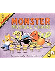 Monster Musical Chairs: Level 1: Subtracting One
