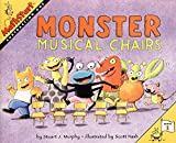 img - for Monster Musical Chairs (MathStart 1) book / textbook / text book