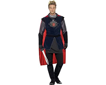 costume adult low price King arthur