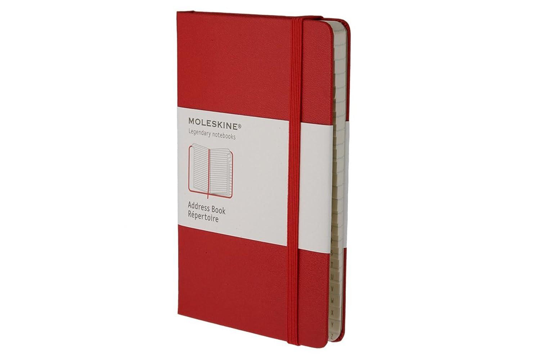 Moleskine Taccuino Address Book, Rubrica, Tascabile, Copertina Rigida, Nero Not Available S01011 Alben Immerw. Kalender