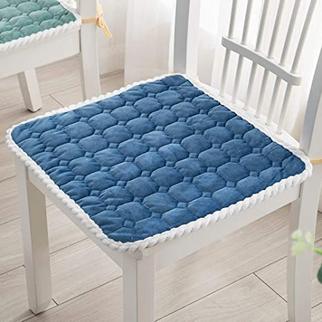 Amazon.com: QINGTIAN Chair Cushions With Ties Seat Pads Indoor Outdoor Seat Pad Seat Pads Garden Chair Cushion Padded Cushion Chair Seat Pads Summer Thin Section: Home & Kitchen