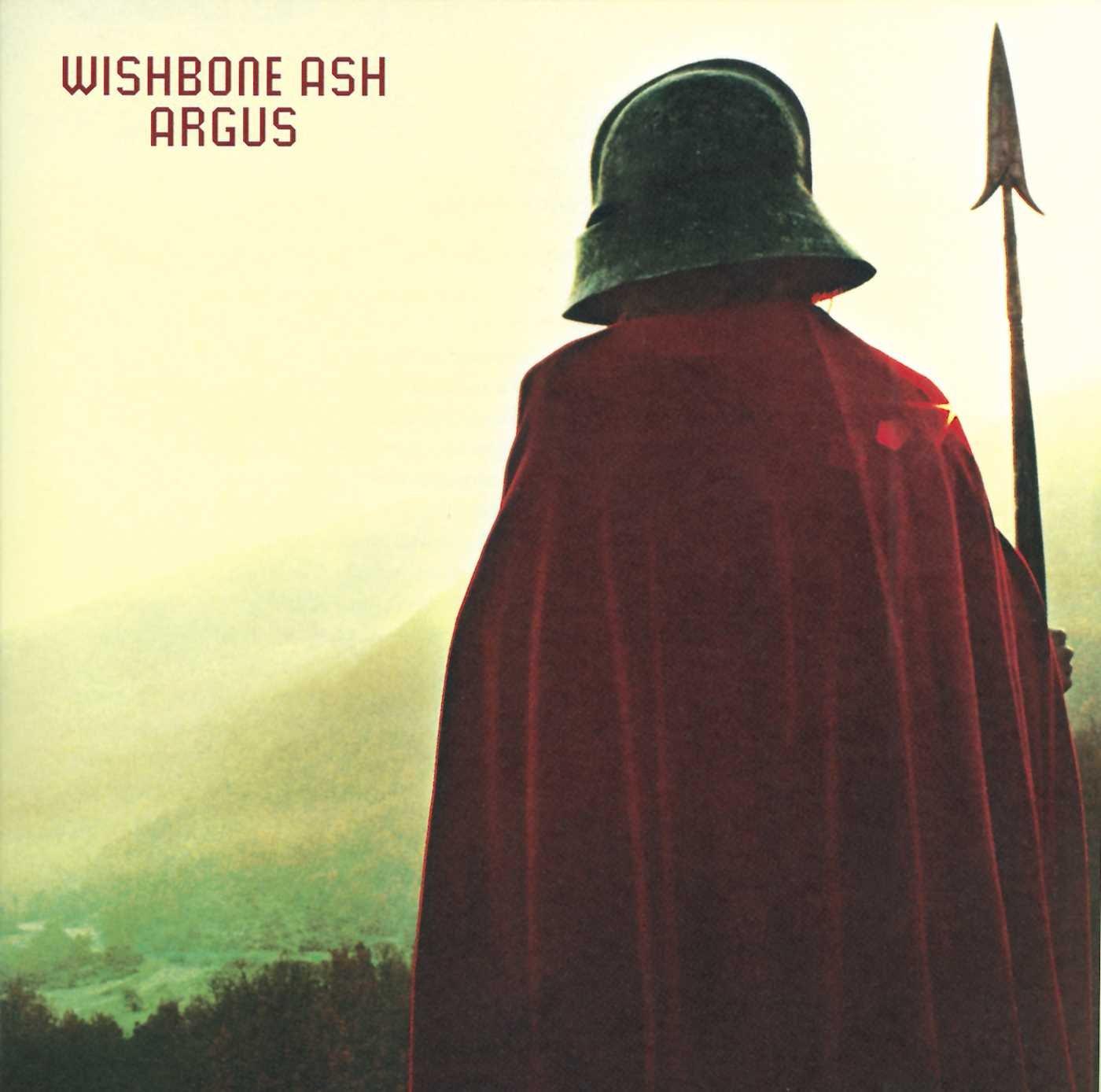 Wishbone Ash Argus Cover