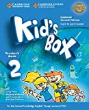 Kid's Box Level 2 Teacher's Book Updated English for Spanish Speakers Second Edition - 9788490361290