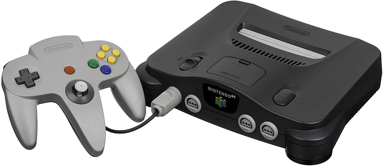 Amazon.com: Nintendo 64 System - Video Game Console: Unknown ...