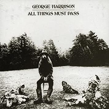 George Harrison All Things Must Pass 2010 1