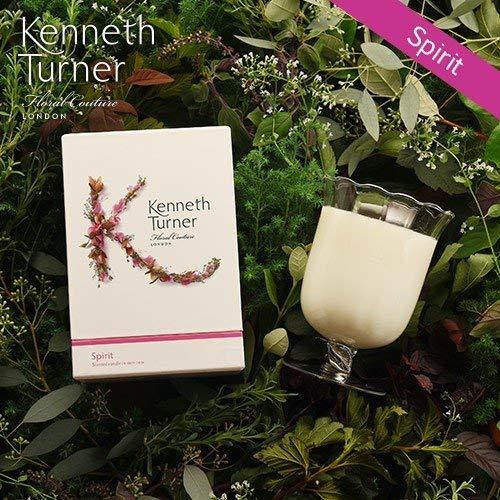 Kenneth Turner ケネスターナー「ステムベースキャンドル(スピリット)」 日比谷花壇   B07HNLBX46
