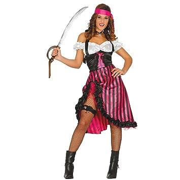 Traje Novia Pirata Disfraz Pirata Mujer L 42/44 Vestimenta ...