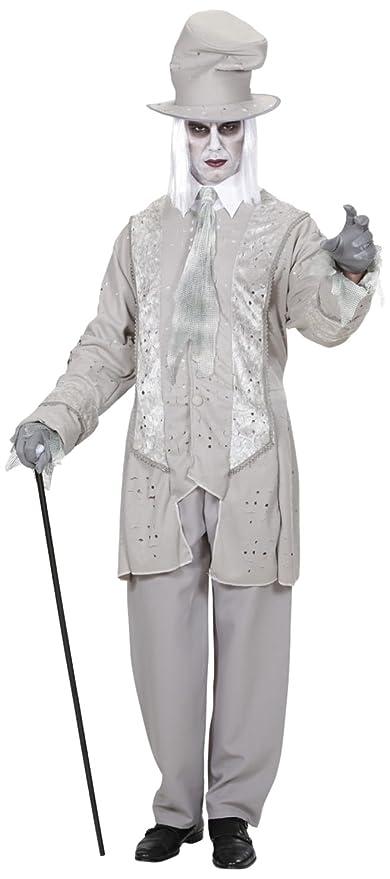 Ghostly Gentleman - Adult Costume Men XL (44-46u0026quot; ...  sc 1 st  Amazon.com & Amazon.com: Ghostly Gentleman - Adult Costume Men: XL (44-46