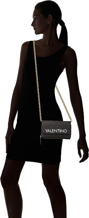 3.5x15x23 cm Mario Valentino Damen Liuto Clutch