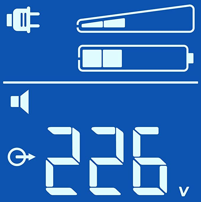 APC Power-Saving Back-UPS PRO - BR550GI - Uninterruptible Power Supply  550VA (AVR, 6 Outlets IEC-C13, USB, Shutdown Software)