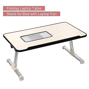 Support De Table Pour Ordinateur Portable Avec Ventilateur De