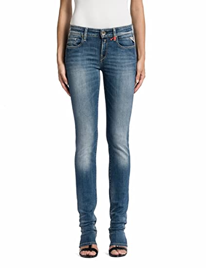 Womens VickiWX648.000.661 523 Straight Jeans Replay Real For Sale Popular And Cheap Discount 2018 Newest Bs61a3