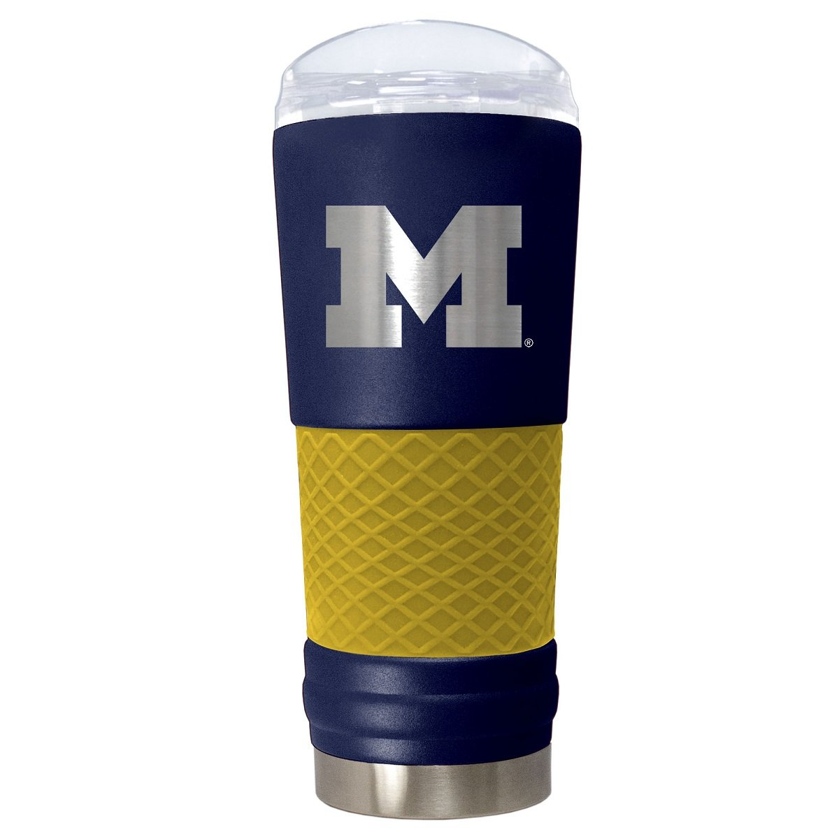 2018 Michigan Wolverines Football Schedule Pint Glass
