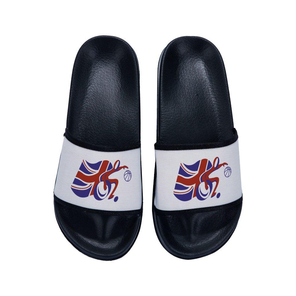 XINBONG Swimming Sandals for Boys Girls Anti-Slip Shower Open Toe Soft Sole Shower Slide Sandal Shoes