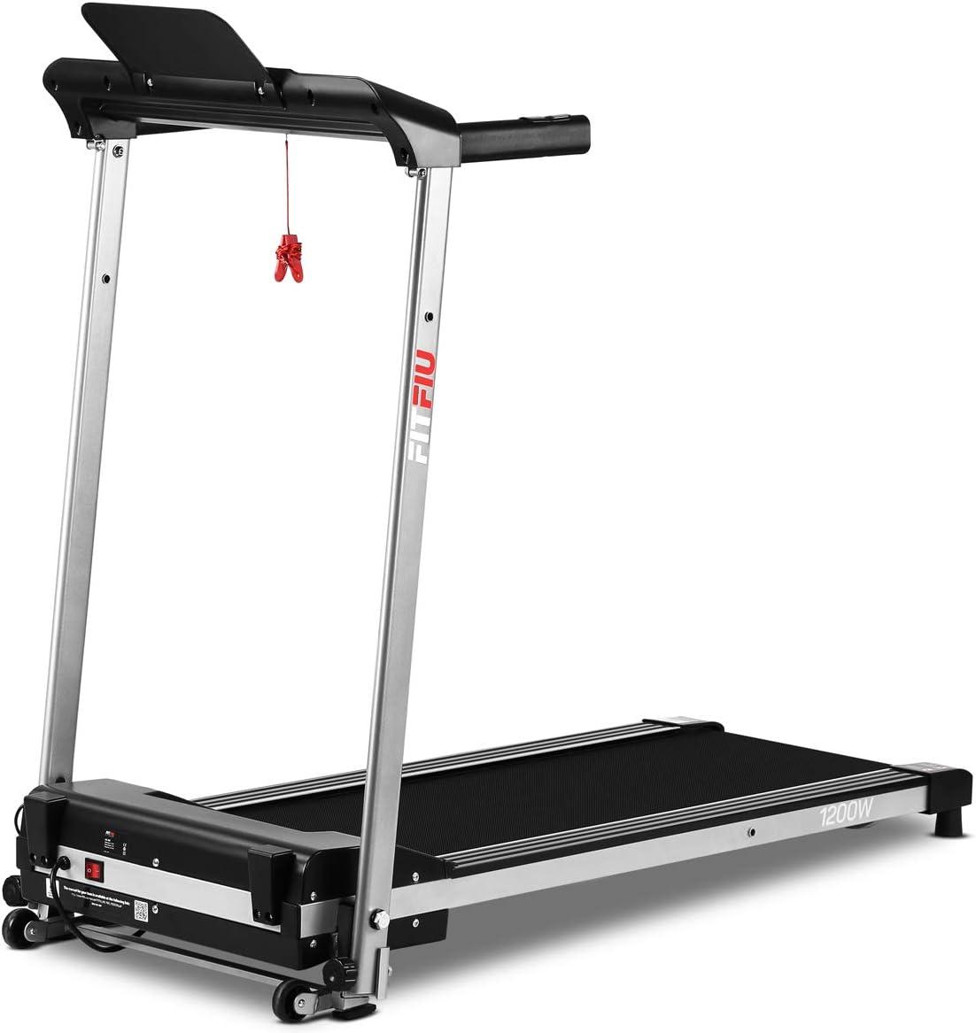 FITFIU Fitness MC-160 - Cinta de correr y andar Plegable Eléctrica ...
