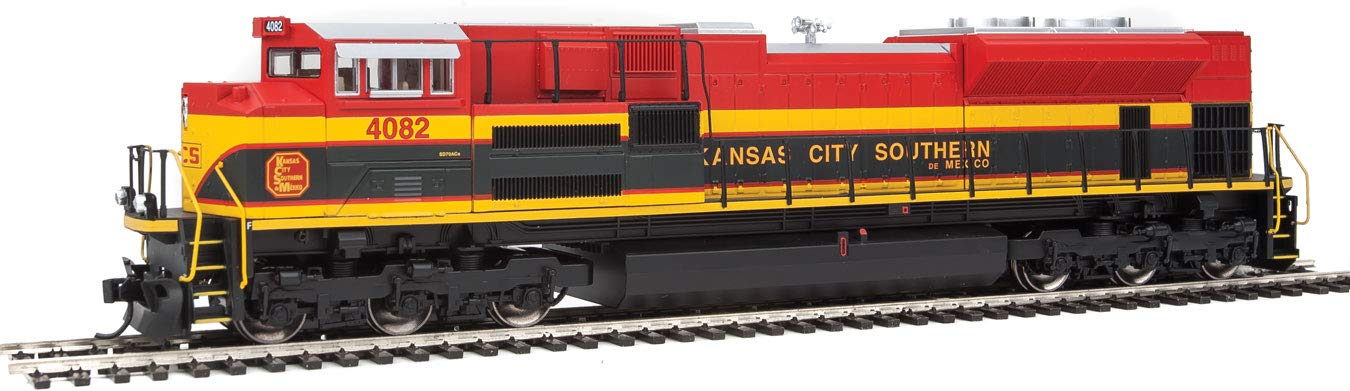 Walthers Mainline 910-9847 EMD SD70ACe Kansas City Southern de Mexico 4082