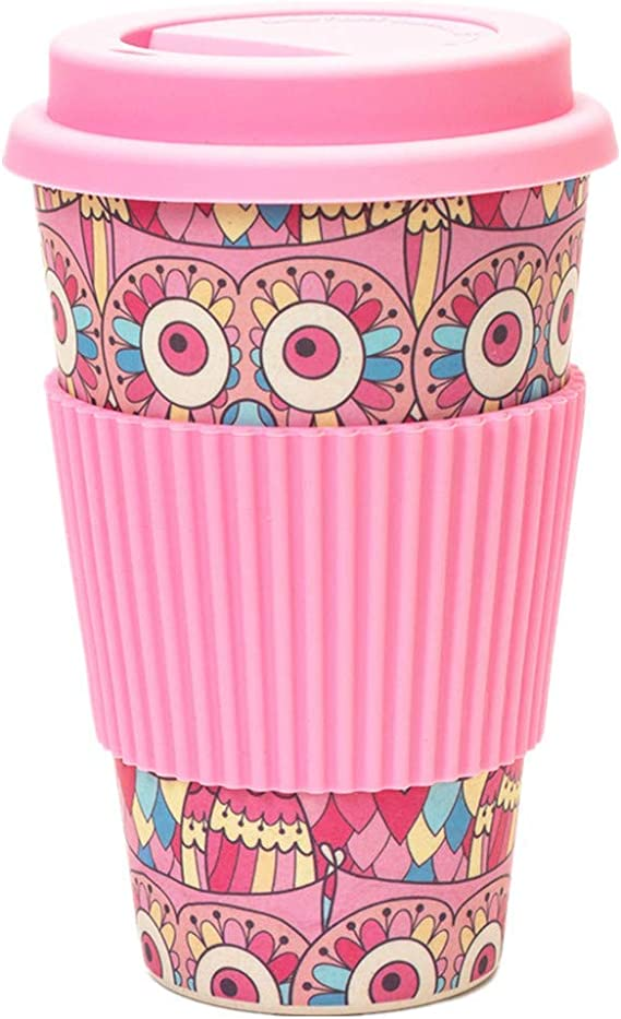 Collapsible EcoCup Pink