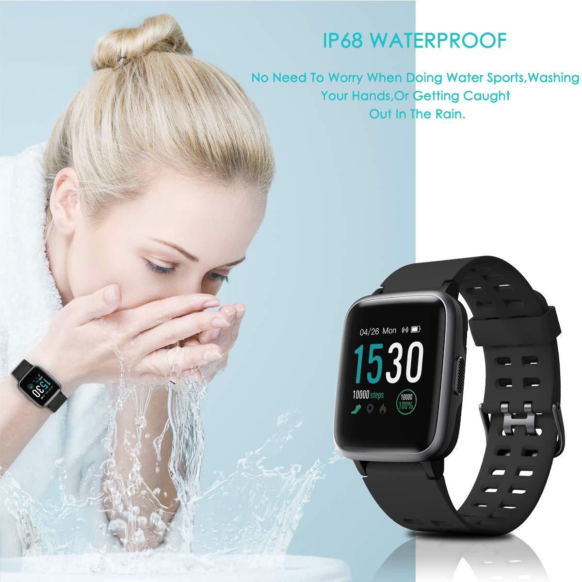 HOMVILLA Smartwatch, 1.3\