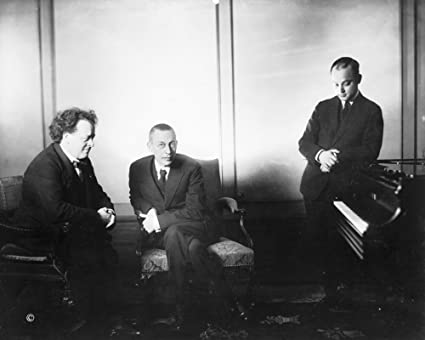 Amazon com: Musicians C1922 Nleft To Right Dutch Composer