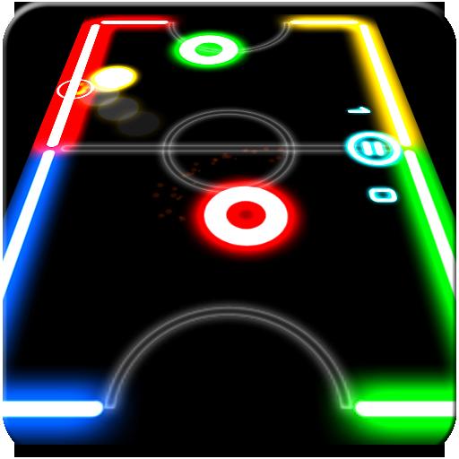 Glow Hockey 2 1.0.9 Загрузить APK для Android - …