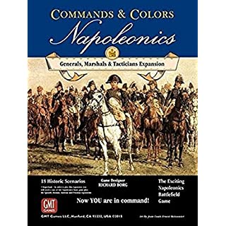 Commands & Colors: Napoleonics Expansion 5: Generals, Marshalls, Tacticians
