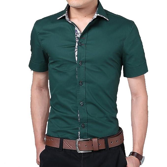 delamode traje de diseño de rayas botón de funda para hombre ...