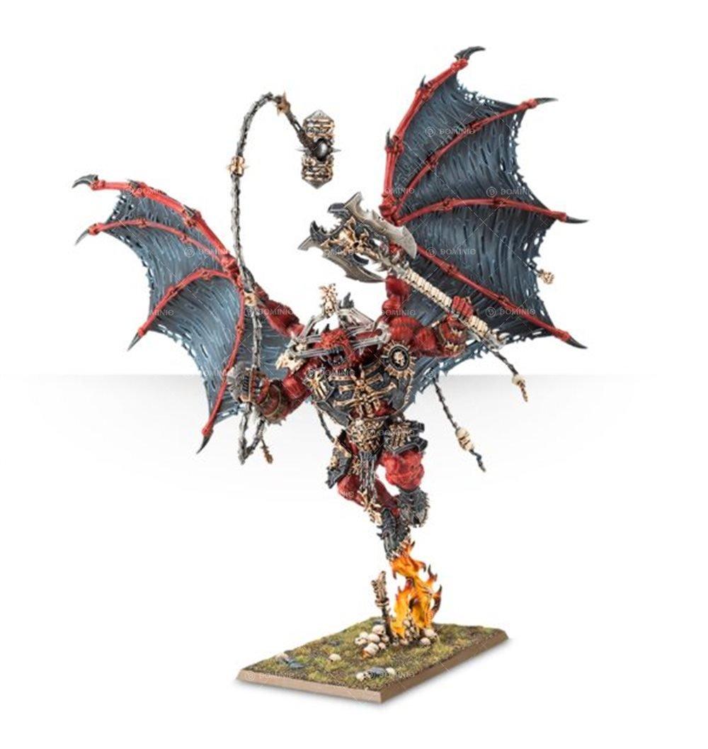 Warhammer Fantasy / Warhammer 40K Khorne Bloodthirster by Games Workshop (Image #3)