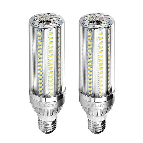 WYNA Bombilla de luz LED de maíz súper Brillante, lámpara de ...