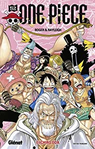 """Afficher """"One piece n° 52 Roger & Rayleigh"""""""