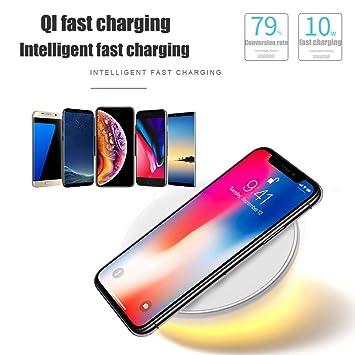coque iphone xr chargeur adaptateur sans fil
