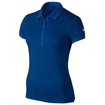 d6217335126a Nike Women s 725584 Polo Shirt  Amazon.co.uk  Sports   Outdoors