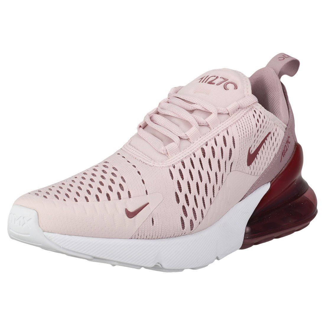 0e512f183a Galleon - Nike Women's Air Max 270 Barely Rose AH6789-601 (Size: 8)