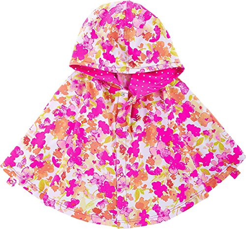 Hooded Spandex Cover Up - 2