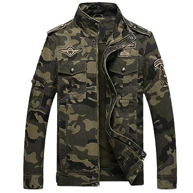 Leichte jacke herren camouflage