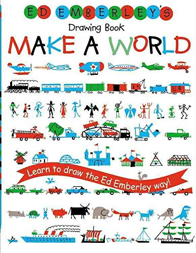 [(Ed Emberley's Drawing Book: Make a World )] [Author: Ed Emberley] [Aug-2006]