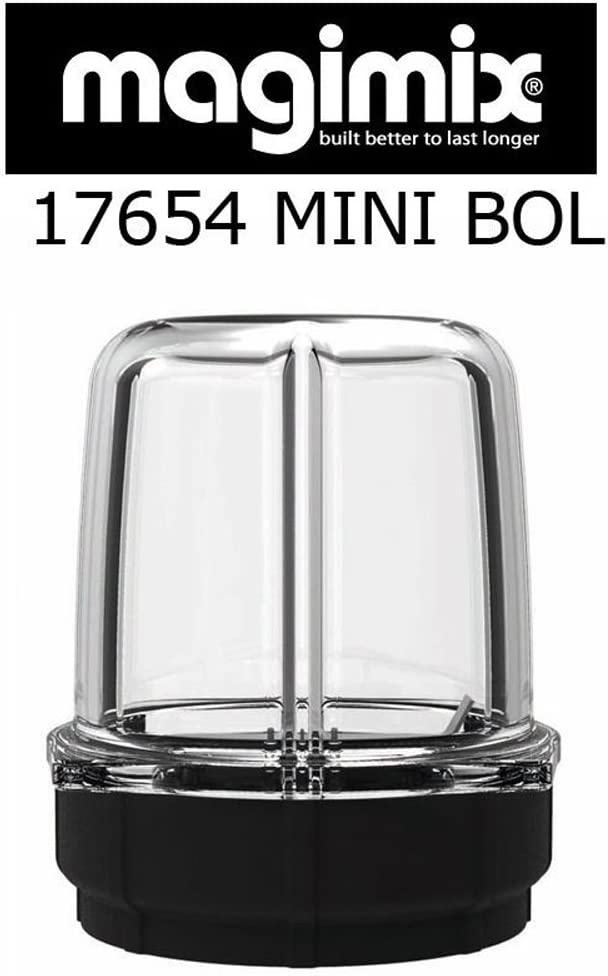 Magimix Licuadora Blender negro (con regalo minibacinella angular ...